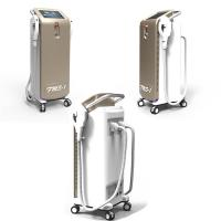 Hot sale and professional three handles IPL hair removal machine with strong cooling system Manufactures