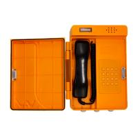 Vandal-proof telephone for heavy duty industry plastic industrial telephone JWAT304 Manufactures