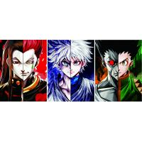 Multiple Deep 3D Anime Poster / Flip Lenticular Anime Poster Printing Manufactures
