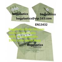 China biodegradable customized recyclable plastic HDPE/LDPE t-shirt bag,supermarket shopping polythene bag on sale