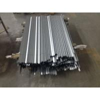 Stainless Steel Color Anodized Aluminium Extrusion Profiles for TV Frame Manufactures