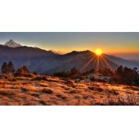 1 Day Hikes In Nepal Nagarkot Sunrise Day Tour For Views Of Himalayan Manufactures
