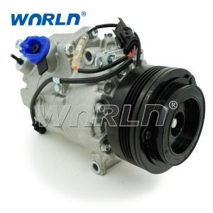High Precision Horizontal Auto AC Compressor CSE717 Car Air Conditioner Spare Parts