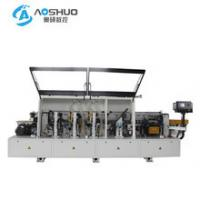China 0.4-3mm Wood Process Pvc Edge Banding Machine 9.5kw 0.7Pa Air Pressure on sale