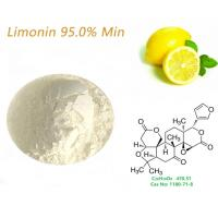 CAS No 1180-71-8 Herbal Extract Powder Limonin 95.0% Min HPLC For Medicinal Manufactures
