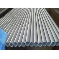 Round Section Seamless Stainless Pipe , 400 Series Thin Wall Stainless Steel Tube Manufactures