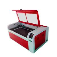 150W Small Laser Cutting Machine , 2 Head 1600*1000mm Mini CNC Laser Engraver Manufactures
