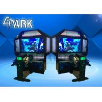 Multi Operation Ghost Electronic Shooting Arcade Machines Exciting  220V Manufactures