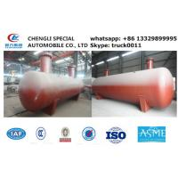 factory sale best price ASME standard DN2400 50cubic buried lpg gas storage tank, 20tons lpg gas storage tank for sale Manufactures