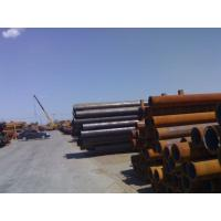 Seamless Steel P11 Chrome Moly Pipe MTC Approval For Petrochemical / Refinery Manufactures