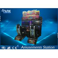 32 Inch Racing Game Simulator Machines For Entertament HD LCD Screen Manufactures