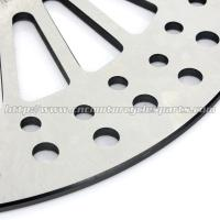 Quality Stainless Steel Brake Rotors Discs Polishing Rotors For Harley Davidson Spare for sale