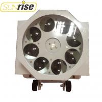 8CH 8 Eye LED Effect Light Gobo Lights 24W For KTV / Bar / Night Club Manufactures