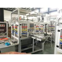 Empty Water Bottle Packaging Machine Aluminum and Stainless Steel Material Manufactures