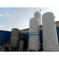 Industrial Liquid Oxygen Plant , Air Separation Unit For Metal / Filling Cylinders And Tank Manufactures