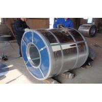 Quality Pre - Painting Cold Rolled Galvalume Steel Coil With Zinc Coated for sale