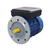 ML90S-4 IP55 7.02A 1.1KW Single Phase Aluminum Motor Manufactures