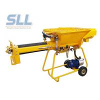 Continuous Mortar Cement Mixer 2.2 - 4kw Power With Modular Structure Manufactures