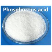 CAS No 13598 36 2 Phosphorous Acid Crystalline Solid Granule Powder ISO 9001 CHINA Manufactures