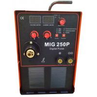 MIG250P Portable Aluminum Welder For All Round Welding 495*232*495mm Manufactures