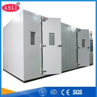 Temperature Humidity Environmental Simulation Testing Laboratory Walk In Climate Chamber For Coating Film Manufactures