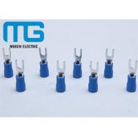 SV series Fork-shaped Cable end solderless copper crimping terminals Manufactures