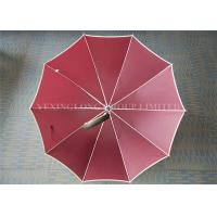 Auto Open Promotional Gifts Umbrellas With Logo Printing For Advertisement Manufactures