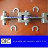 Conveyor Parts Scraper Chain , type P142 , P142V , P142H , P200 chain Manufactures