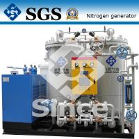 China Energy Saving PSA Nitrogen Plant Industrial Nitrogen Generator 5-5000 Nm3/h on sale