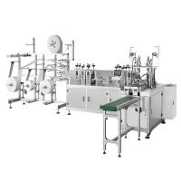 Medical Non Woven Disposable Face Mask Making Machine Manufactures