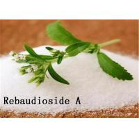 China Sweetener Stevia Extract Powder Rebaudioside A 58543 16 1 For Hypertension on sale