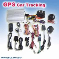GPS and GSM Car Tracking Alarm with SMS Control J030G Manufactures