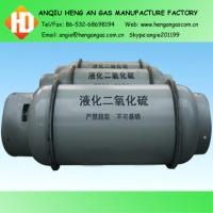 Sulfur dioxide Manufactures