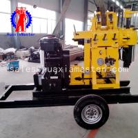 XYX-200 Wheeled water well drilling rig,truck mounted borehole drilling rig prices,borehole drilling rig truck mounted Manufactures