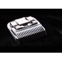 24 Teeth Stainless Steel Hair Clipper Blades For Animal Hair Trimmer Machine Manufactures