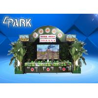 Luxury 4 Player Arcade Shooting Game Machines Playground Equipment Manufactures