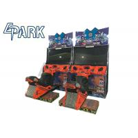 Quality Amusement Park Arcade Racing Simulator Video Game Machine For Fun for sale
