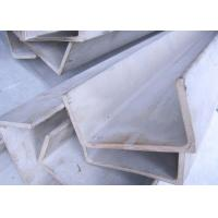 Painted Surface 304 / 310S Stainless Steel Channel With Selectable Length Manufactures