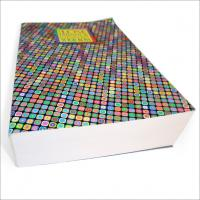 Quality Full Color wood paper, Art paper, coated paper, cardboard Softcover Book for sale
