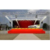 P5.95 Outdoor Rental LED Display with Die-casting Aluminum Cabinet Manufactures