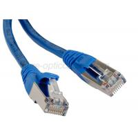 China 3m RJ45 Category 5E FTP Network Patch Cord Unshielded 4 Twisted Pair on sale