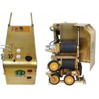 hydraulic wire saw unit  for cutting heavy reinforced concrete in high speed