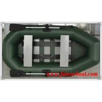 Military 2.65m Sea / River Inflatable Fishing Dinghy With Slatted Floor Manufactures