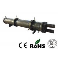 Fishery Industry Shell And Tube Condenser SS316L Shell Material , Triple Circuit System Manufactures