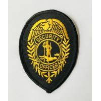 Top sale cheapest custom shape embroidery patches with good quality Manufactures