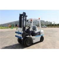 2.5 Ton Rotating Fork Clamp Forklift Truck , Counterbalance Lift Truck 3m Height Manufactures