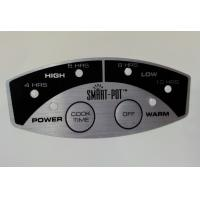 Quality Embedded LED Membrane Keypads , Graphic Overlay Flexible Membrane Switch for sale
