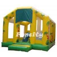 0.55mm PVC Coated Sides Inflatable Kids Jumping Castle Sunshine Coast Manufactures