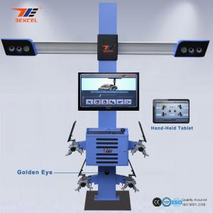 High Efficiency Original 3D Wheel Aligner Balancing Machine Portable Auto Diagnostic Tool Manufactures