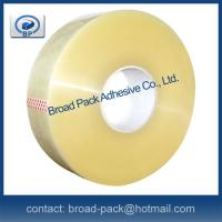 thickness guarantee adhesive tape jumbo roll Manufactures